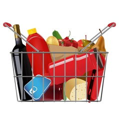 grocery vector image vector image