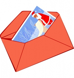 envelopes vector image