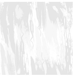 Grunge white and black wall background vector