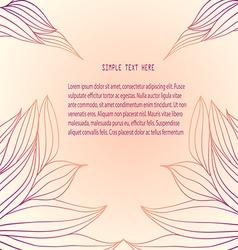 purpleabctrgrad vector image