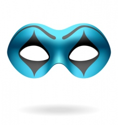 mime mask vector image vector image
