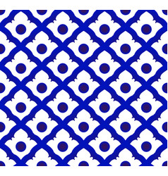 ceramic thai pattern vector image