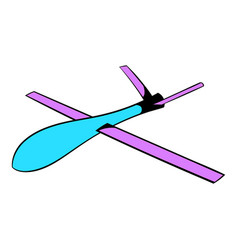 Glider icon icon cartoon vector