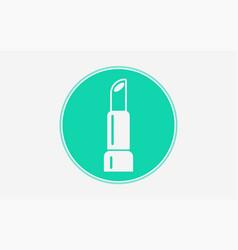 lipstick icon sign symbol vector image