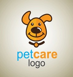 Pet care logo 2 vector