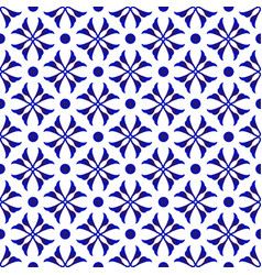 Ceramic pattern 1 vector