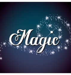 Magic vector image
