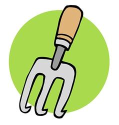 Gardening tool vector image vector image