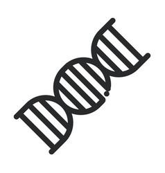 molecule dna genetic laboratory science and vector image