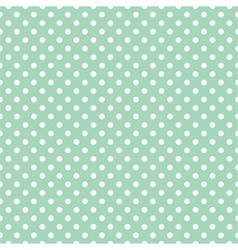 Seamless pattern polka dots vector image vector image