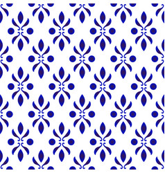 decorative pattern seamless vector image
