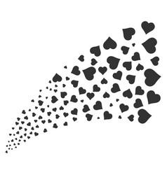 Heart source stream vector