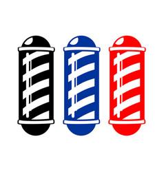 Monotone barbers poles vector