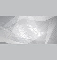 abstract background halftone dots and straight vector image