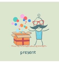present vector image