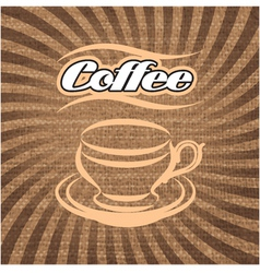 coffee labels2 vector image