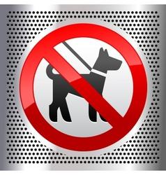 Symbols dogs vector image