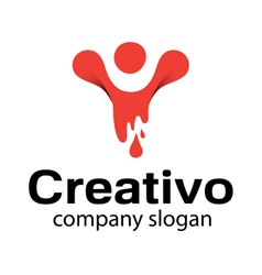 Creative Design vector image