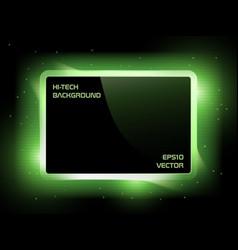 Green screen vector