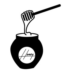 Honey eps vector
