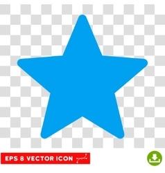 Star Eps Icon vector image