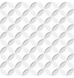 White decorative texture vector