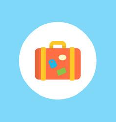 luggage icon sign symbol vector image