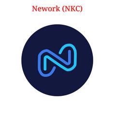 Nework nkc logo vector