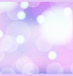 Background template design with pink lights vector