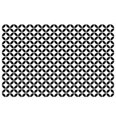 Circle pattern wallpaper vector image