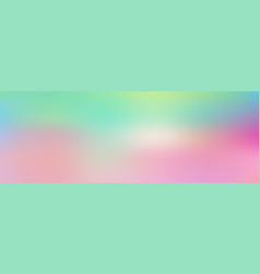 abstract rainbow pastel gradient blurred vector image