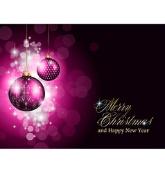 Christmas and new year Themed frame with a lot of vector