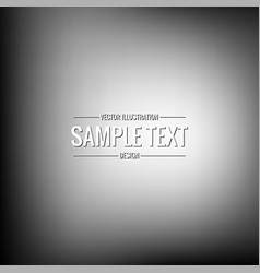dark light background with transparency mesh vector image