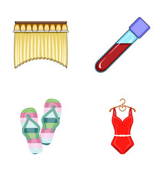 House sport and other web icon in cartoon style vector