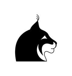 Lynx-Head-380x400 vector image vector image