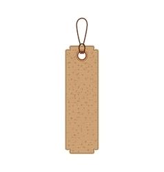 Isolated carton box design vector