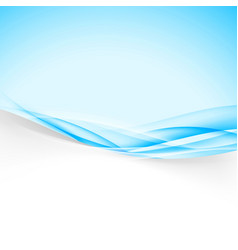 blue abstract modern futuristic layout vector image vector image