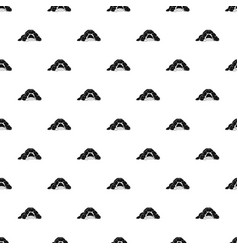 Cave pattern seamless vector