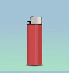 Cigarette lighter vector