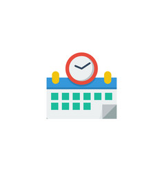 Appointment icon vector