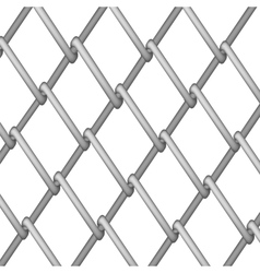 Steel fence vector