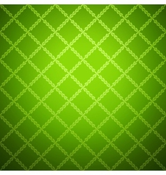 Green cloth texture background vector image vector image