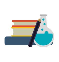 education supplies concept vector image