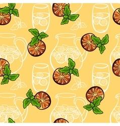 LemonadePattern vector image
