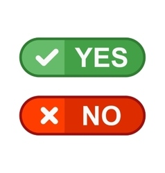 Yes No Option vector