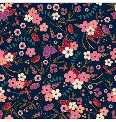 Asian pattern vector