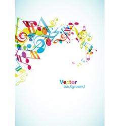 tunes vector image vector image