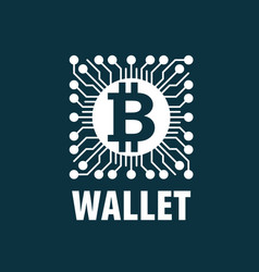 Bitcoin wallet vector