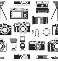 camera photograph apparatus equipment vector image