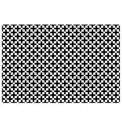 Cross pattern wallpaper vector
